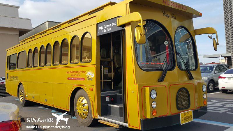 濟州島自由行》交通大解析 搭公車/開車/觀光巴士/包車玩濟州一次通 @Gina Lin