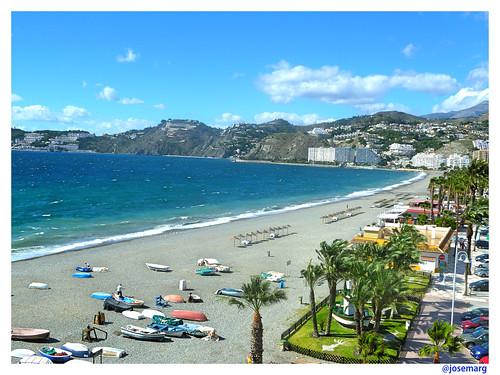 Playa de San Cristobal (Almuñécar)