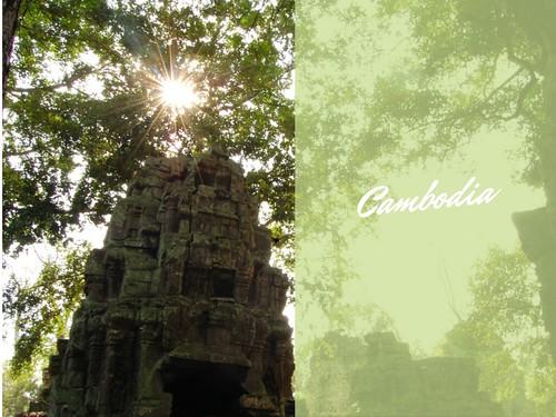 Southeast Asia - Cambodia