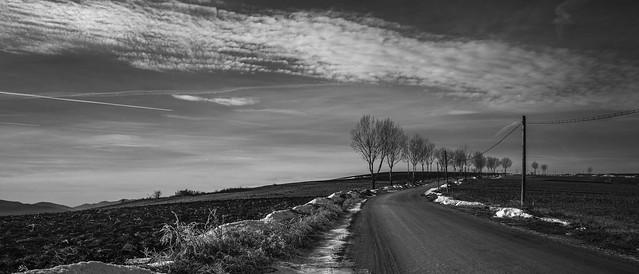 Theolde - The road from Tureni to Micu0327esti