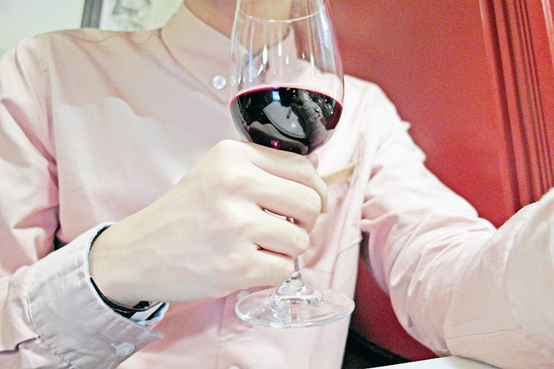 red wine typicalben