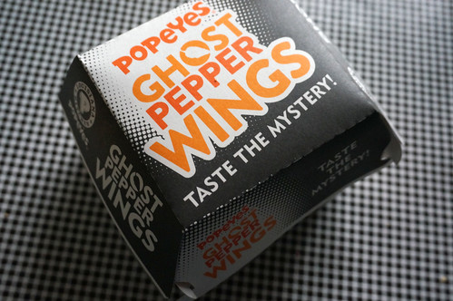 Popeye's Ghost Pepper