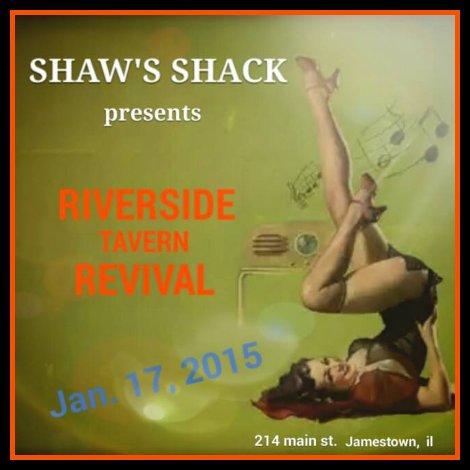 Riverside Tavern Revival 1-17-15