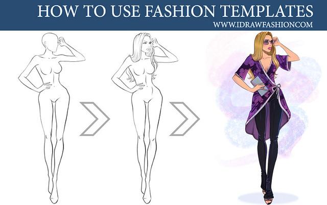 How to Draw Fashion Figures Paperback  amazoncom