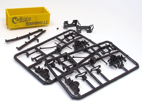 Body and chassis kit
