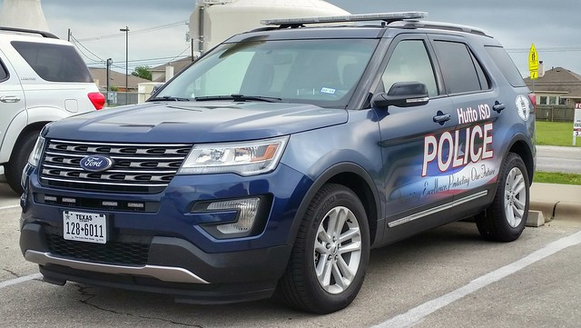 Hutto, TX Independent School District Police Ford Police ...