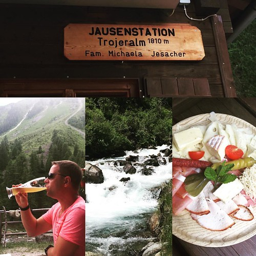In den Tiroler Bergen 😊
