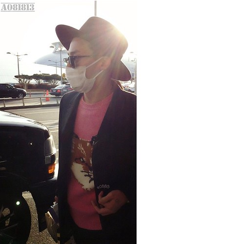 G-Dragon - Incheon Airport - 28jan2015 - a081813 - 07