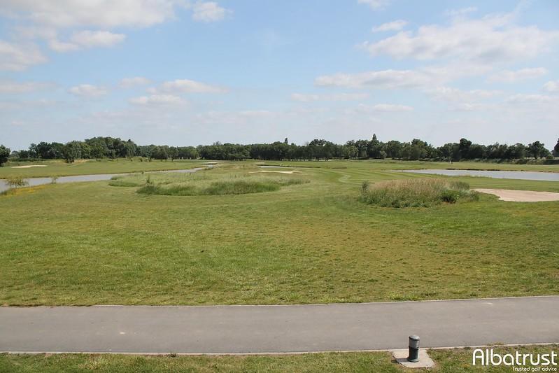 photo du golf Golf de Margaux - Parcours