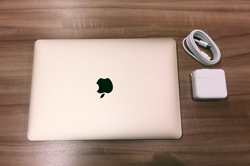 #Macbook #gold