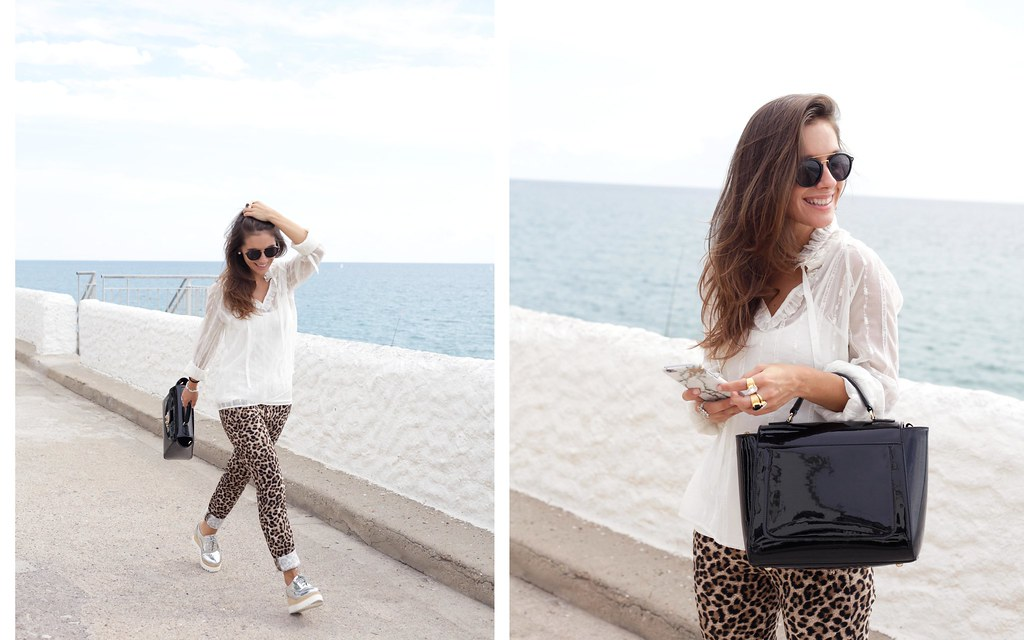 015_Highly_preppy_blouse_and_leopard_pants.