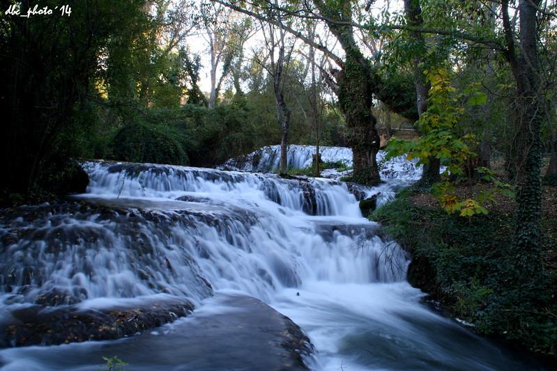 Parque Natural del Monasterio de Piedra en Zaragoza