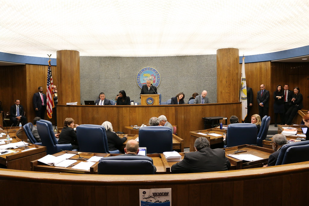 2014 Cook County Budget Vote