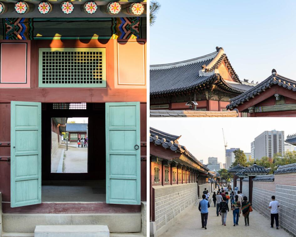 Gyeongbokgung_roofs