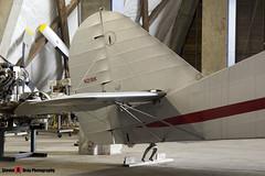 N2191K - 721 - Bellenca 66-75 Aircruiser - Tillamook Air Museum - Tillamook, Oregon - 131025 - Steven Gray - IMG_7975