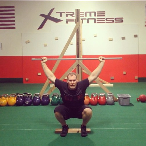 Time to re-assess my movement patters!  FMS in full effect!  I got some work to do!  #fms #movement #strongfirst #xtremefitness #coachcambio