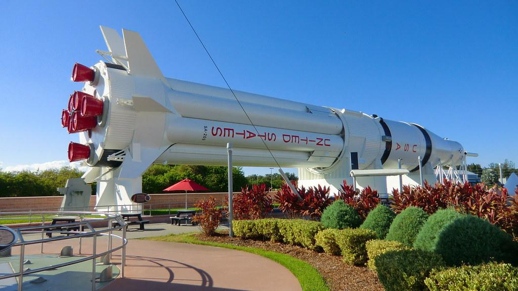 NASA Kennedy Space Center, Cape Canaveral (Florida) - SATURN-IB