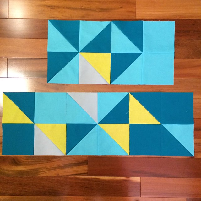 Blocks for the EdmontonMQG QuiltCon Charity Quilt
