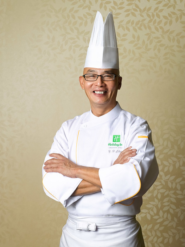Holiday Inn SIngapore Atrium_Chef Chua Yew Hock