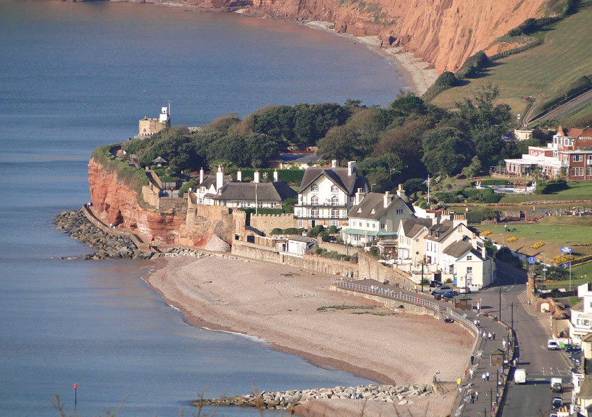 New Property In Sidmouth