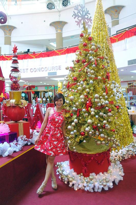 Dataran Pahlwan Melaka Megamall  - whimsical Christmas 2014-002