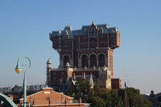029 Disney Sea - Tower of terror