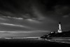 Point Lonsdale in Monochrome