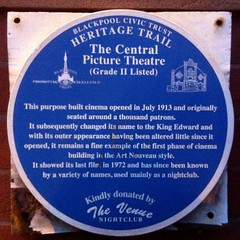 Photo of Blue plaque number 32995