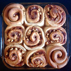 baking(1.0), schnecken(1.0), baked goods(1.0), cinnamon roll(1.0), food(1.0), cuisine(1.0), danish pastry(1.0),
