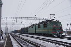 РЖД ВЛ80С-998 Вохтога-1