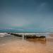 breakwaters by Sabinche