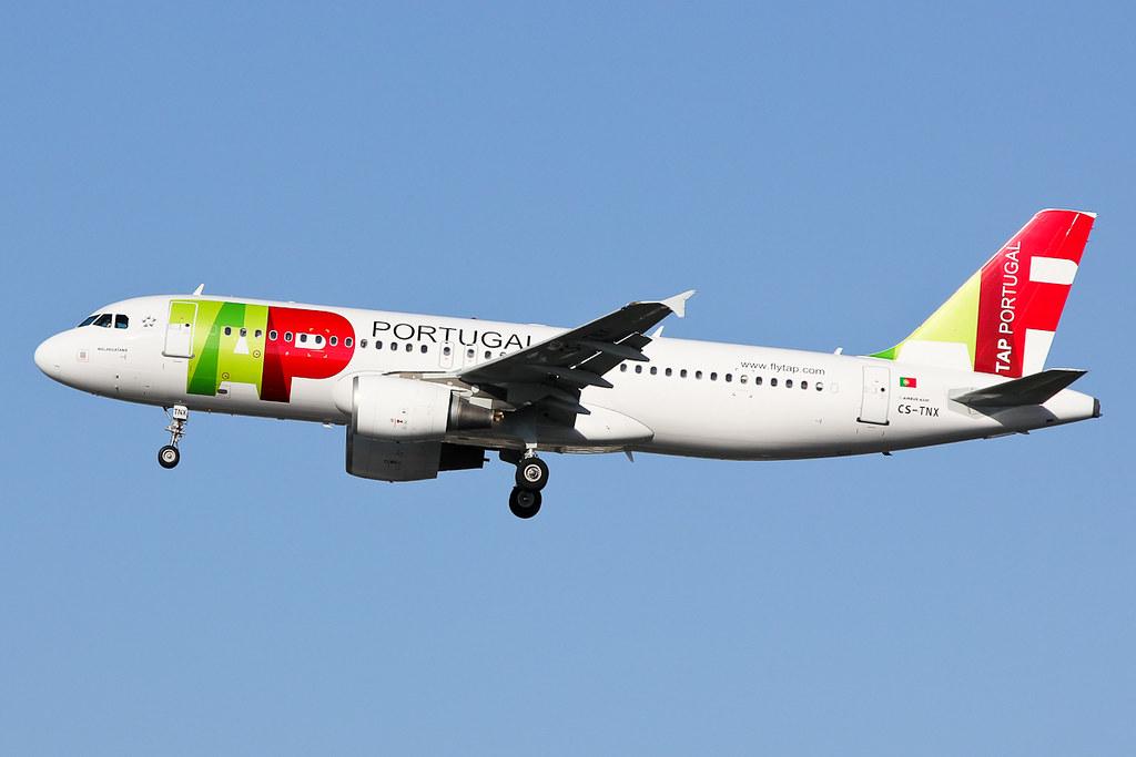 CS-TNX - A320 - TAP Portugal