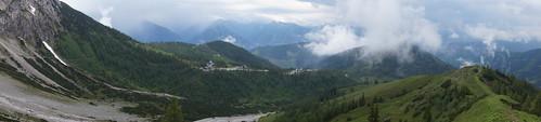 117 panoramafoto vanaf sudwandhutte