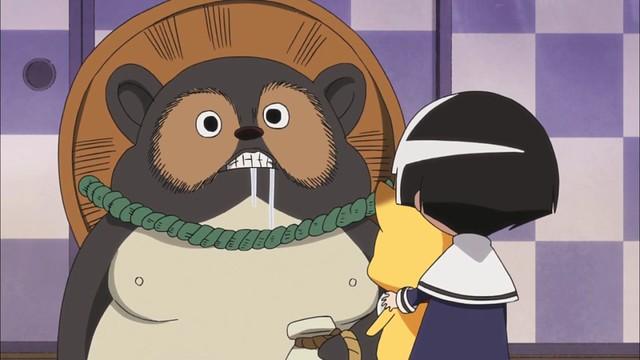 Gugure Kokkuri-san ep 4 - image 12