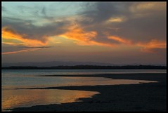Dusk over Hayes Inlet Clontarf-1=
