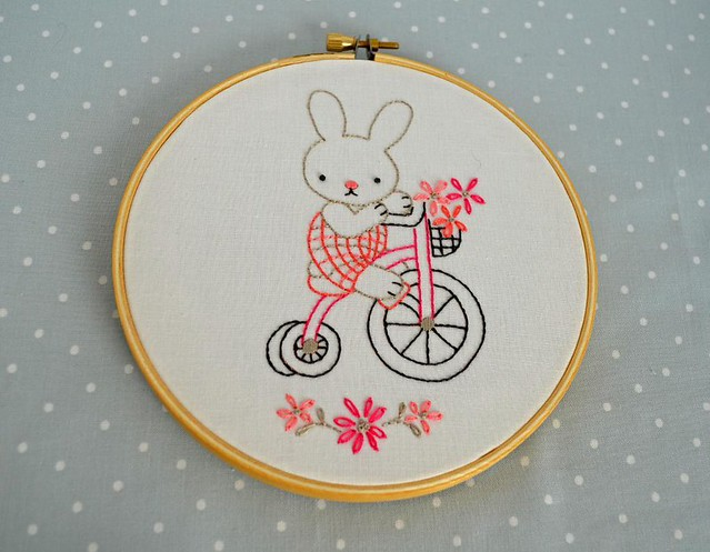 LittleBunnyFreeStitchery