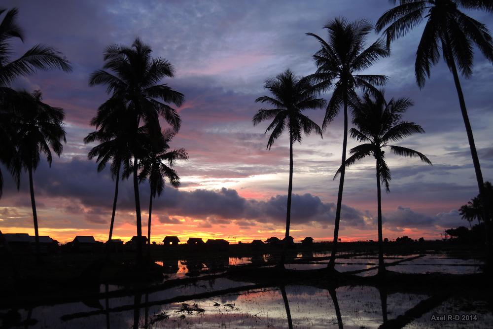 Sunset - Ipuh, Bengkulu