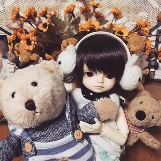 Tetsuya's New Bear~