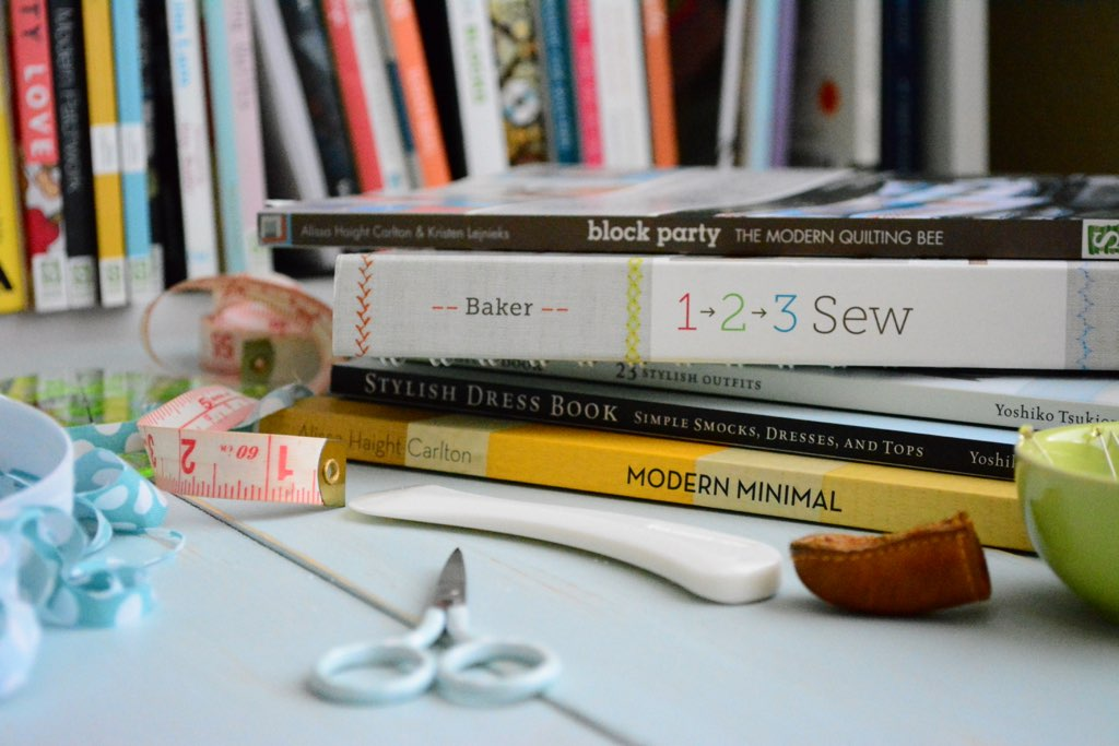 Sew the Library