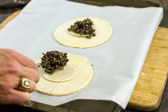 Adding the Duxelles
