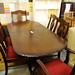 Mahogony dining table