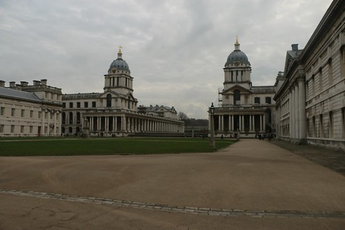 (old) Royal Naval College
