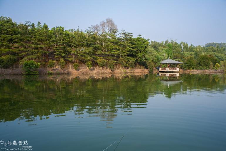 台南私藏景點-南化大貢山連心湖 (18)