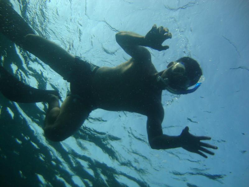 Snorkling Pulau Biawak