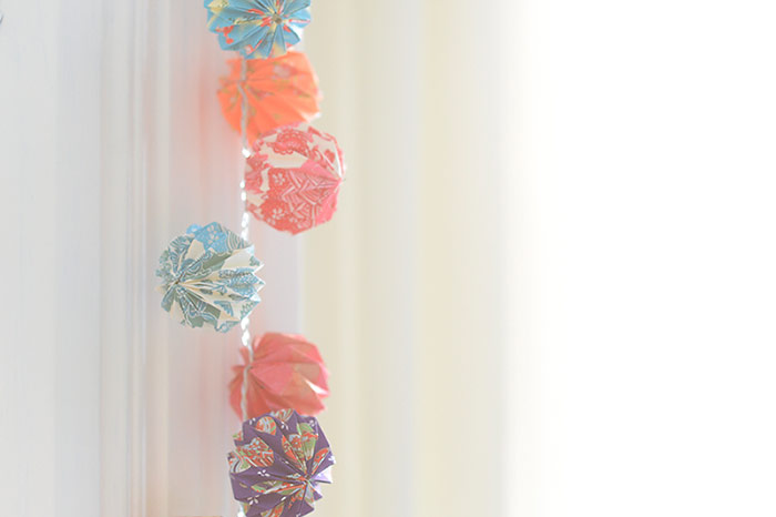DIY Origami Mini Paper Lanterns | Kootut murut - photo#33