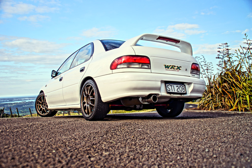 STI Type RA for a 22B rep  Type R   ? - NASIOC