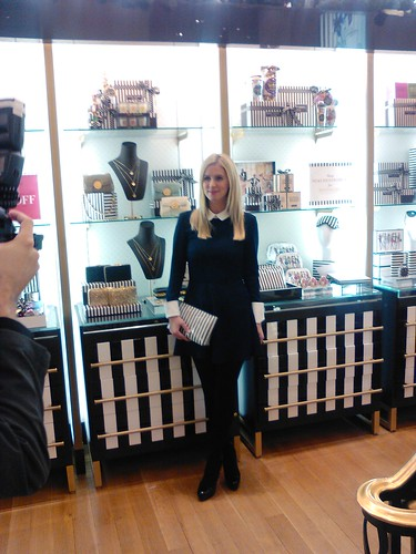 Heavy on fashion at Nicky Hilton Book Signing