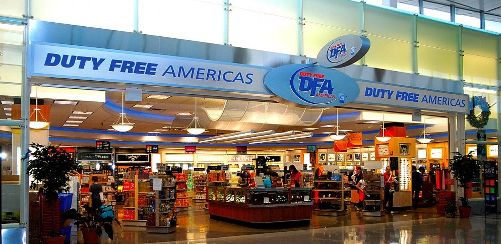 Duty Free Americas Shopping