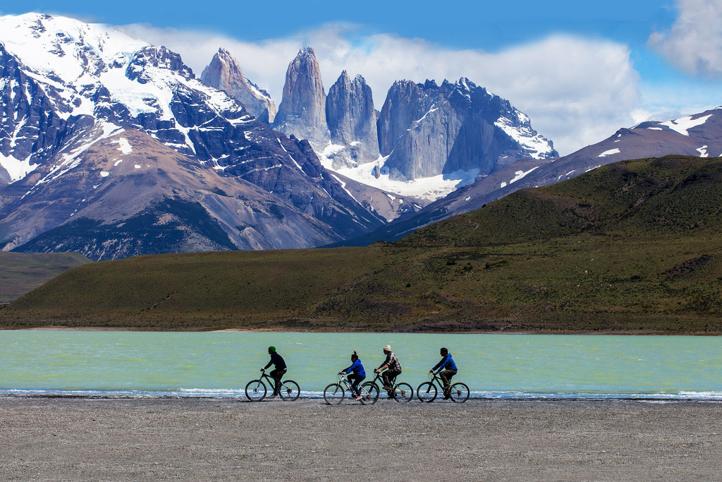 Patagonia Biking Torres del Paine NP - Chile
