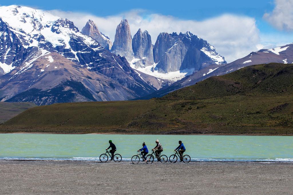 Patagonia Biking Torres del Paine NP - Chile